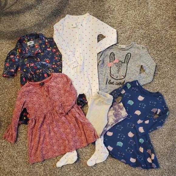 3T Baby Gap & More Bundle (6 items)